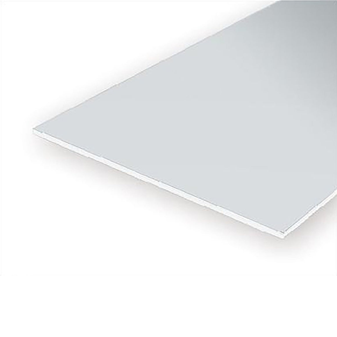 "Polystyrene: Clear Sheets 6""x12"""
