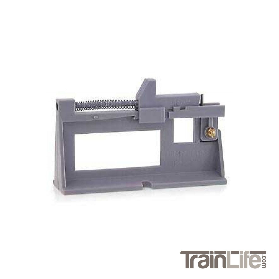 N Scale: Coupler Assembly Fixture