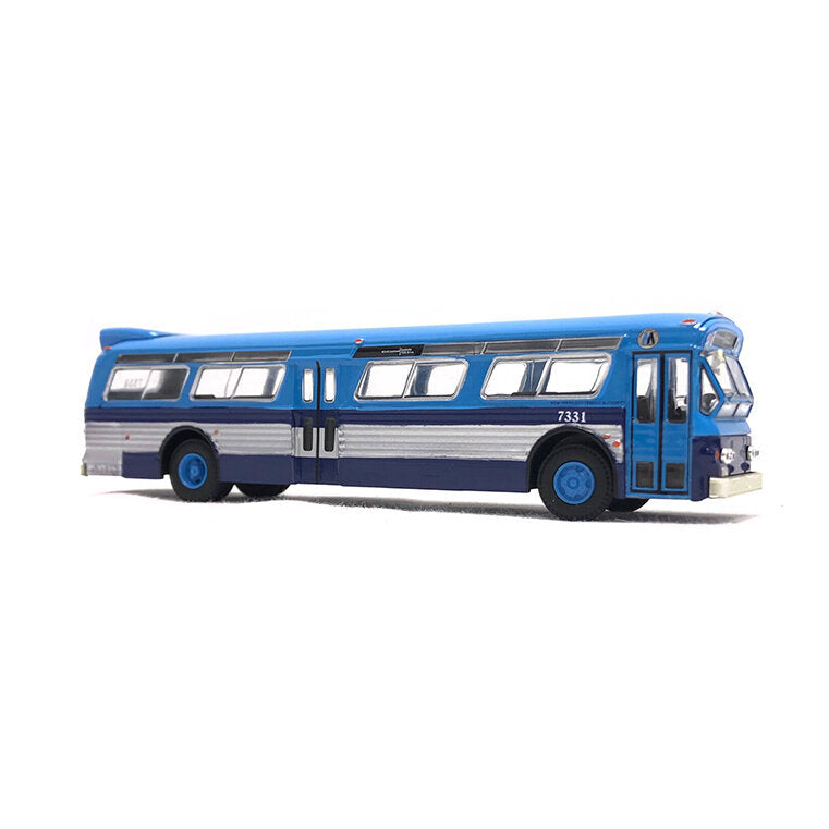 HO Scale: GM Flxible 'Fishbowl' Bus - New York MTA