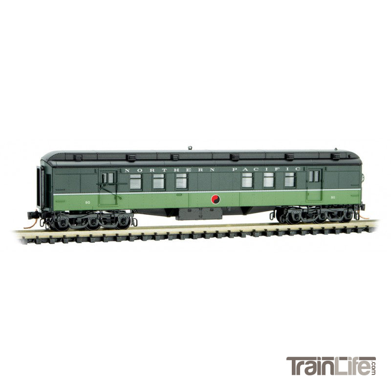 N Scale: RPO Heavyweight Passenger Car - Northern Pacific