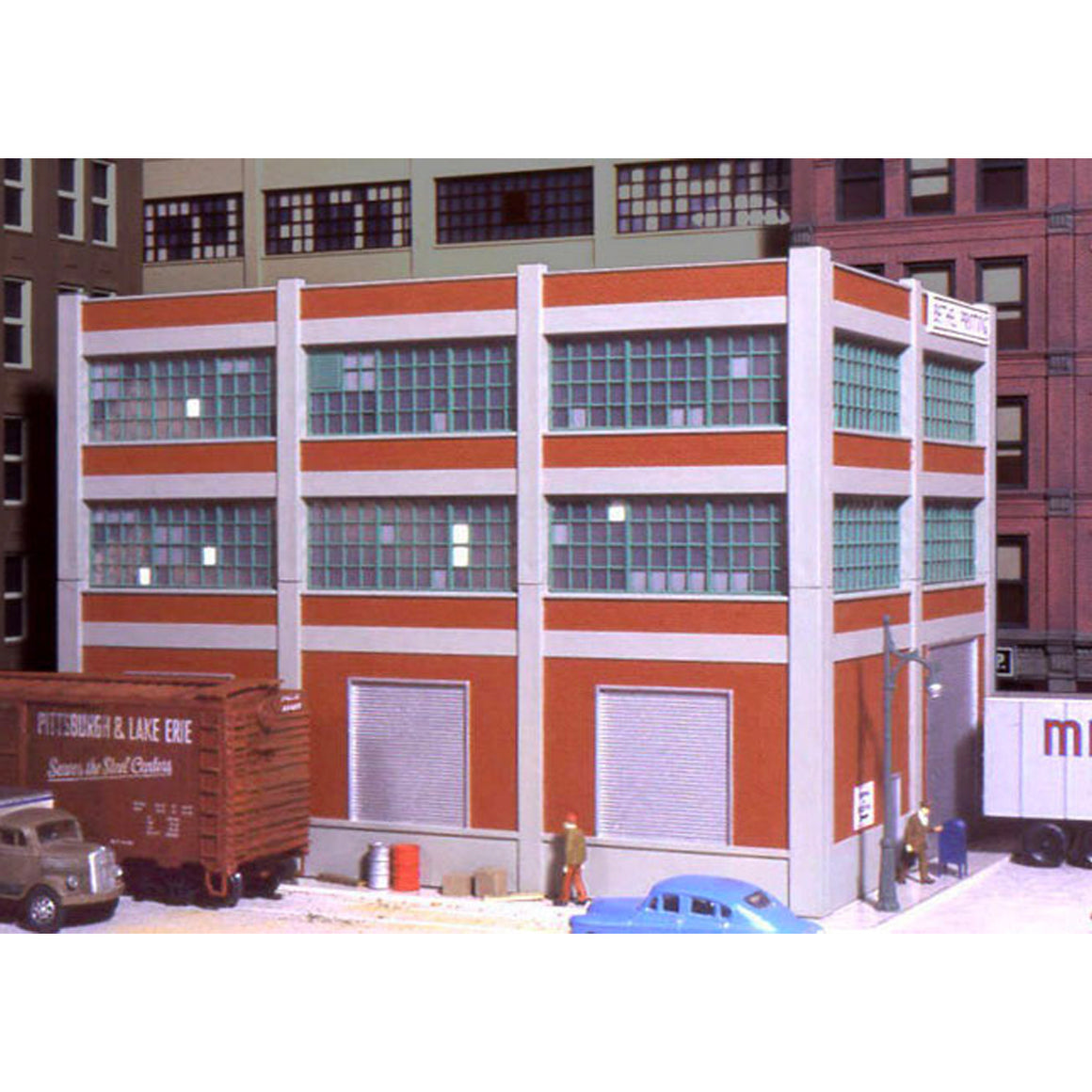 HO Scale: Smallman Street Warehouse - Kit