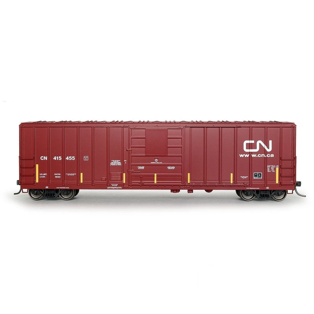 HO Scale: Evans 5277 Boxcar - Canadian National