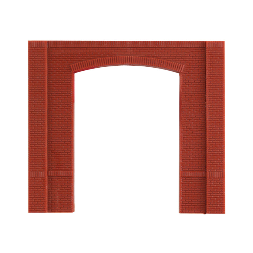 HO Scale: Modular Structures - Street Level Open Arch - Kit