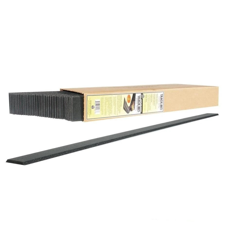 N Scale: Track-Bed™ Strips & Sheets