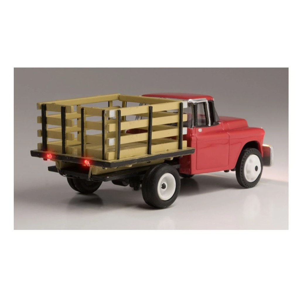 HO Scale: Just Plug® - Lighted Vehicle: Heavy Hauler