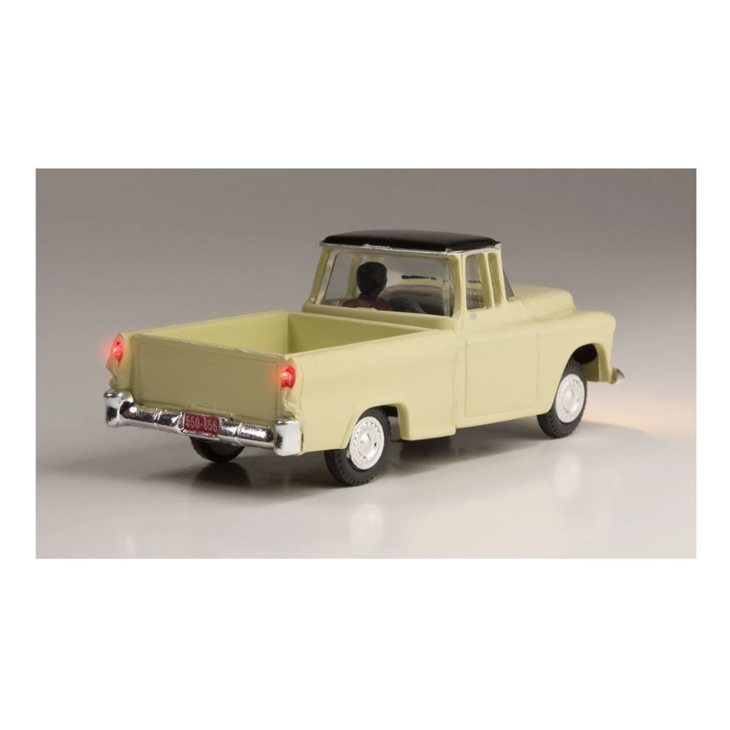 HO Scale: Just Plug® - Lighted Vehicle: Work Truck