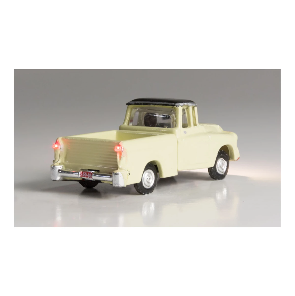 N Scale: Just Plug® - Lighted Vehicle: Work Truck