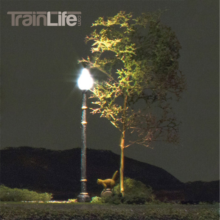 O Scale: Lamp Post Street Lights