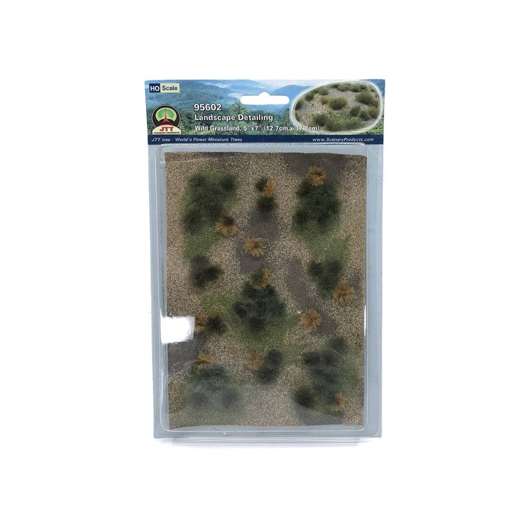 "Grassland & Flowering Meadow Mats - 5""x7"""