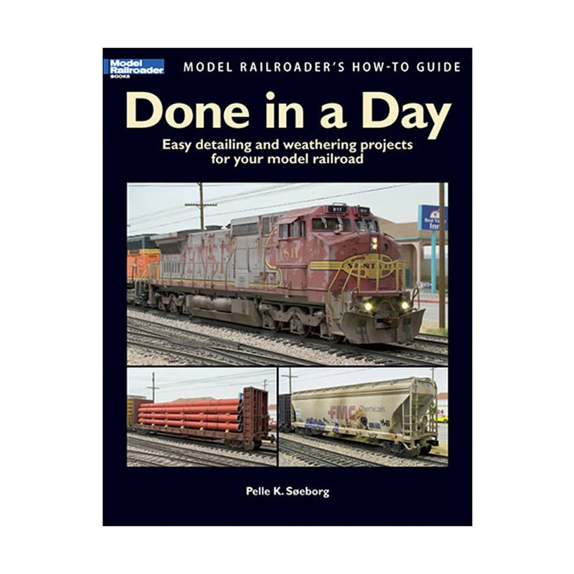 Books: Done in a Day - Pelle Søeborg