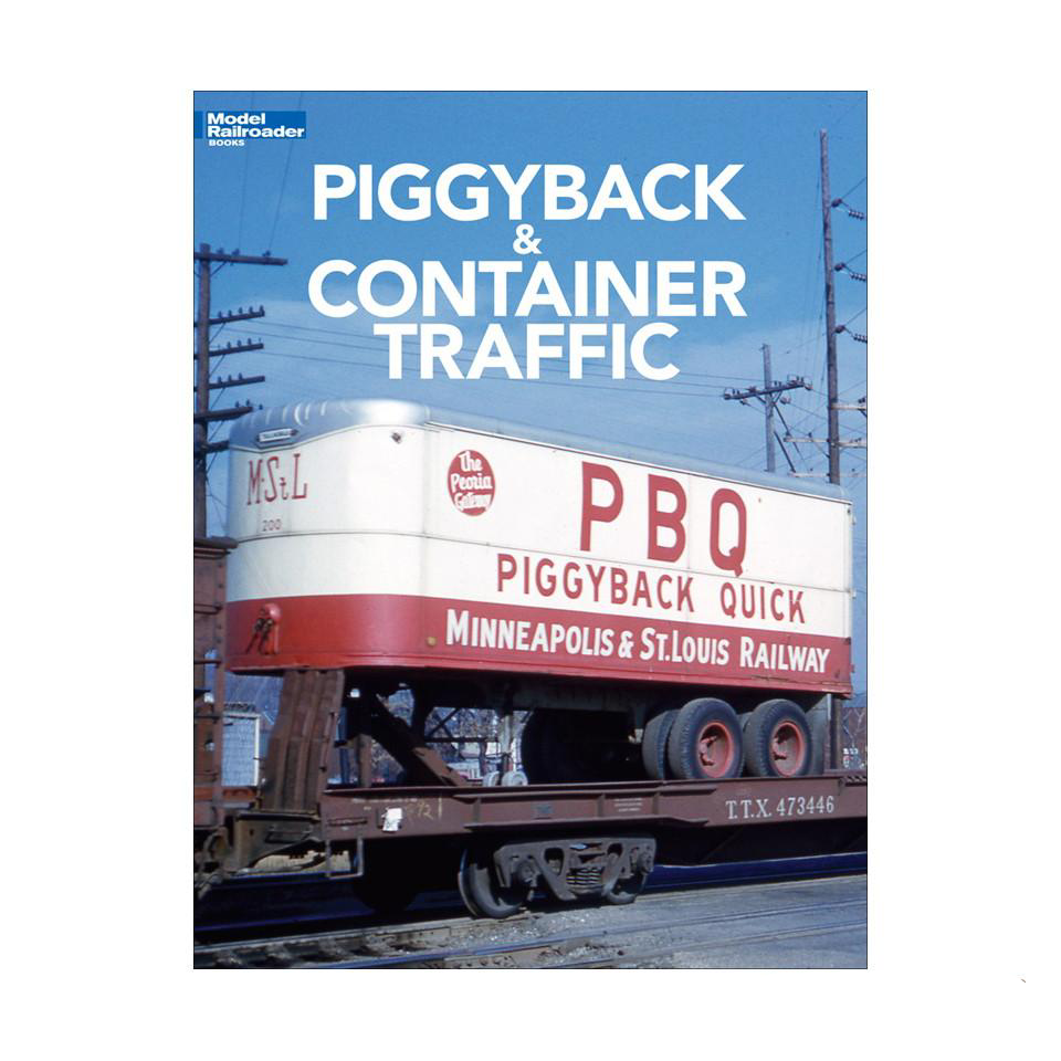 Books: Piggyback & Container Traffic