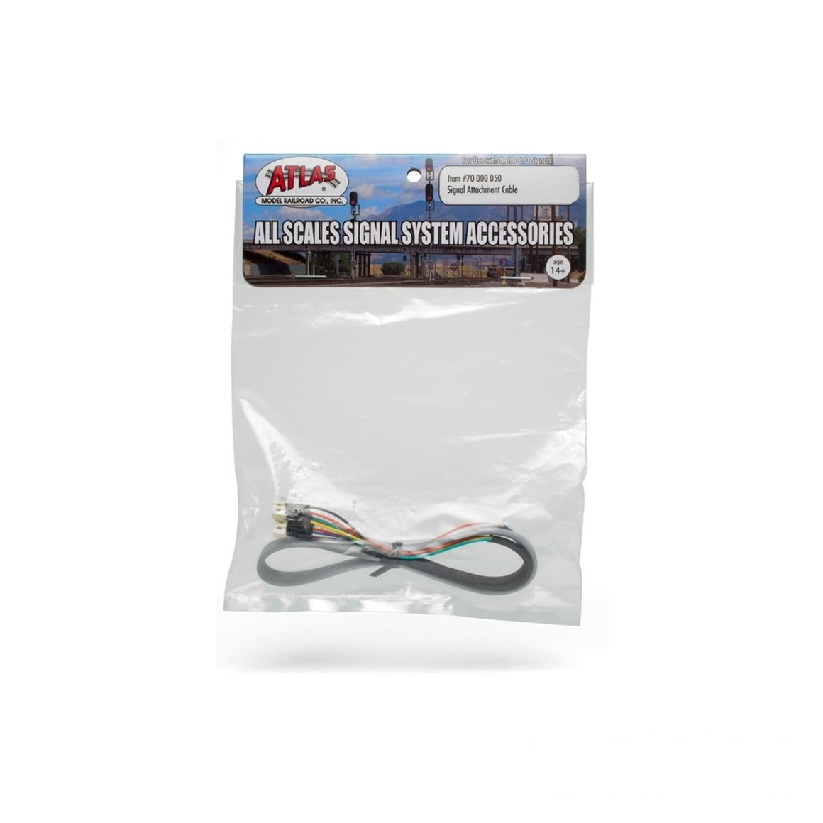Atlas Signal System: Signal Attachment Cable