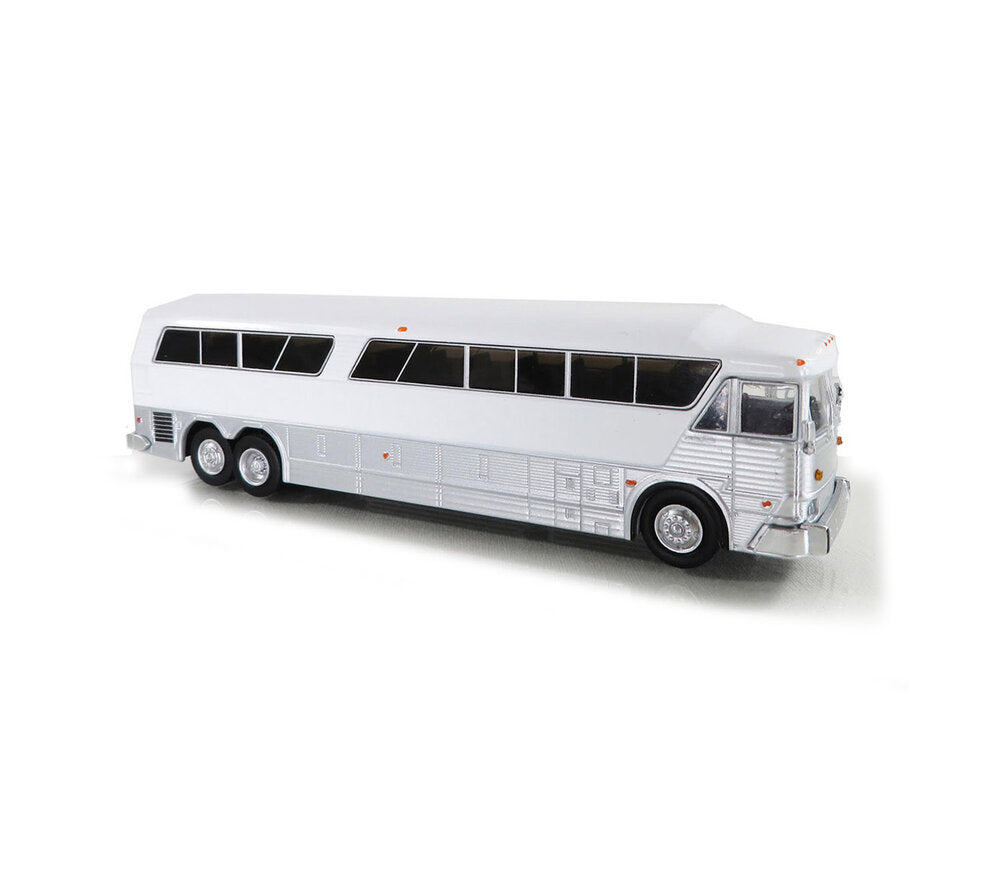 HO Scale: MCI MC-7 Challenger Motorcoach Bus - Unlettered