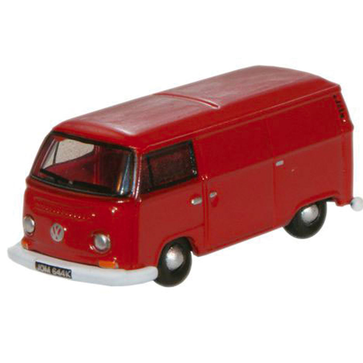 N Scale: Volkswagen Van - Senegal Red