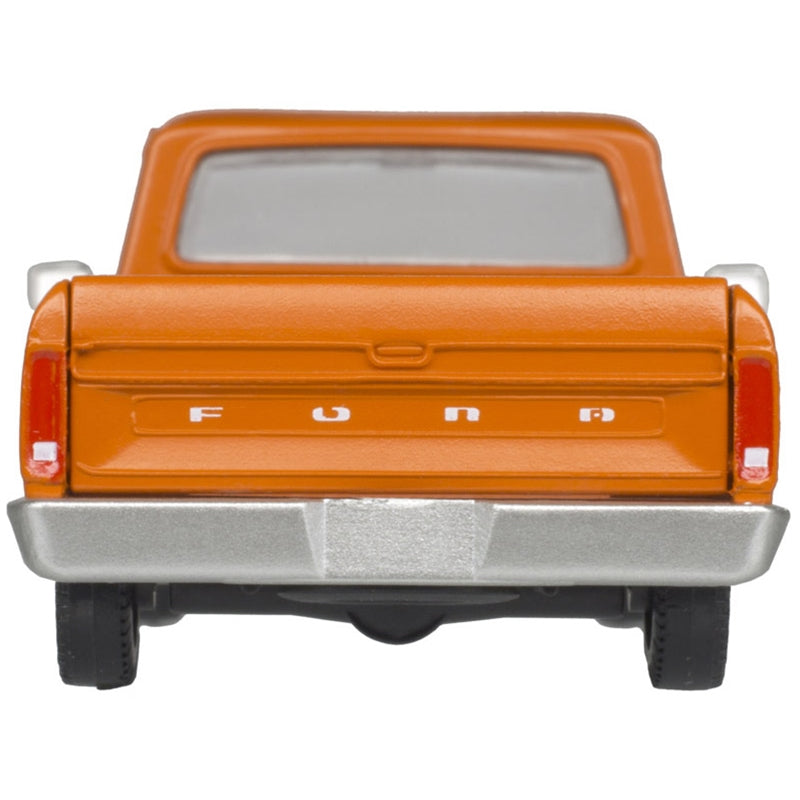HO Scale: 1973 Ford F-100 Pickup Truck - MILW