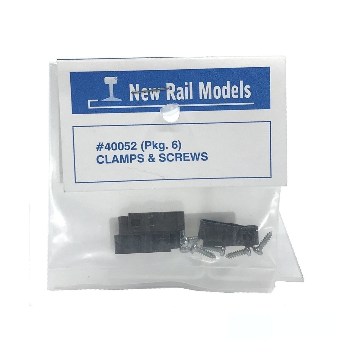 Blue Point™ - Clamp & Screw - 6 Pack
