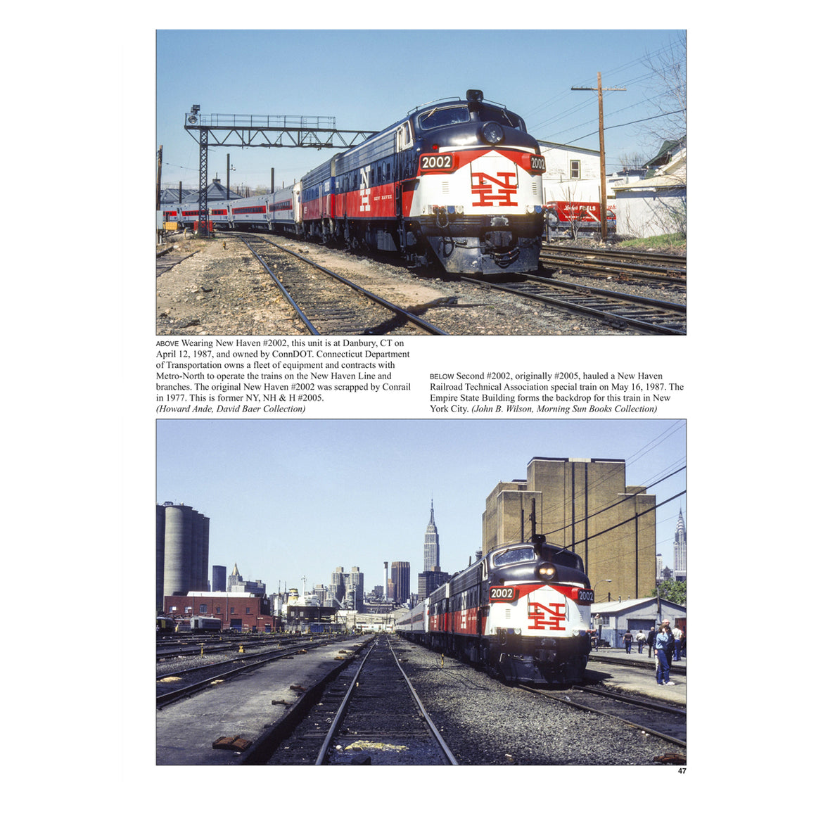 Books: New Haven Power in Color - Vol. 1: Diesel Cab Units