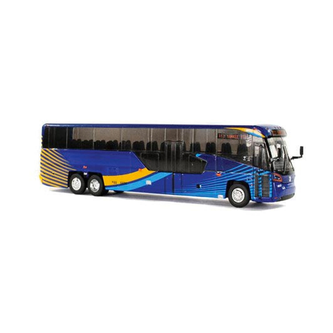 HO Scale: MCI D45 Commuter Coach - New York City Transit 'Midtown'