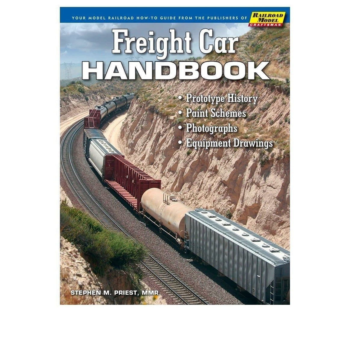 Books: Freight Car Handbook