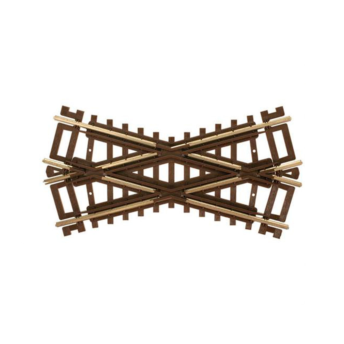 HO Scale: Code 83 Snap Track - Crossings - Various Angles