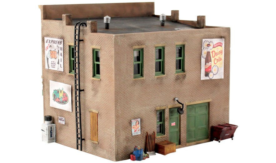 HO Scale: Fresh Market Kit
