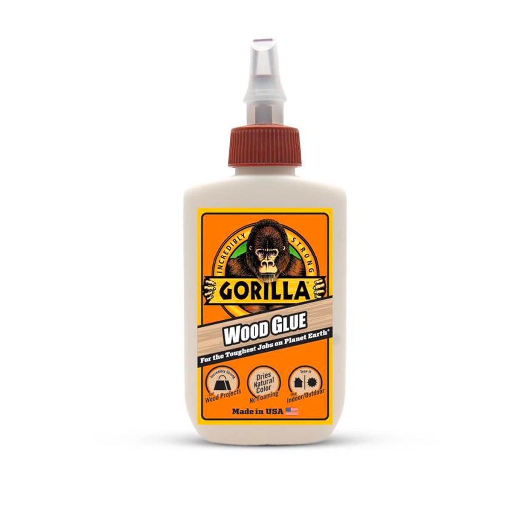 Gorilla Glue: Wood Glue - 4 oz. Bottle