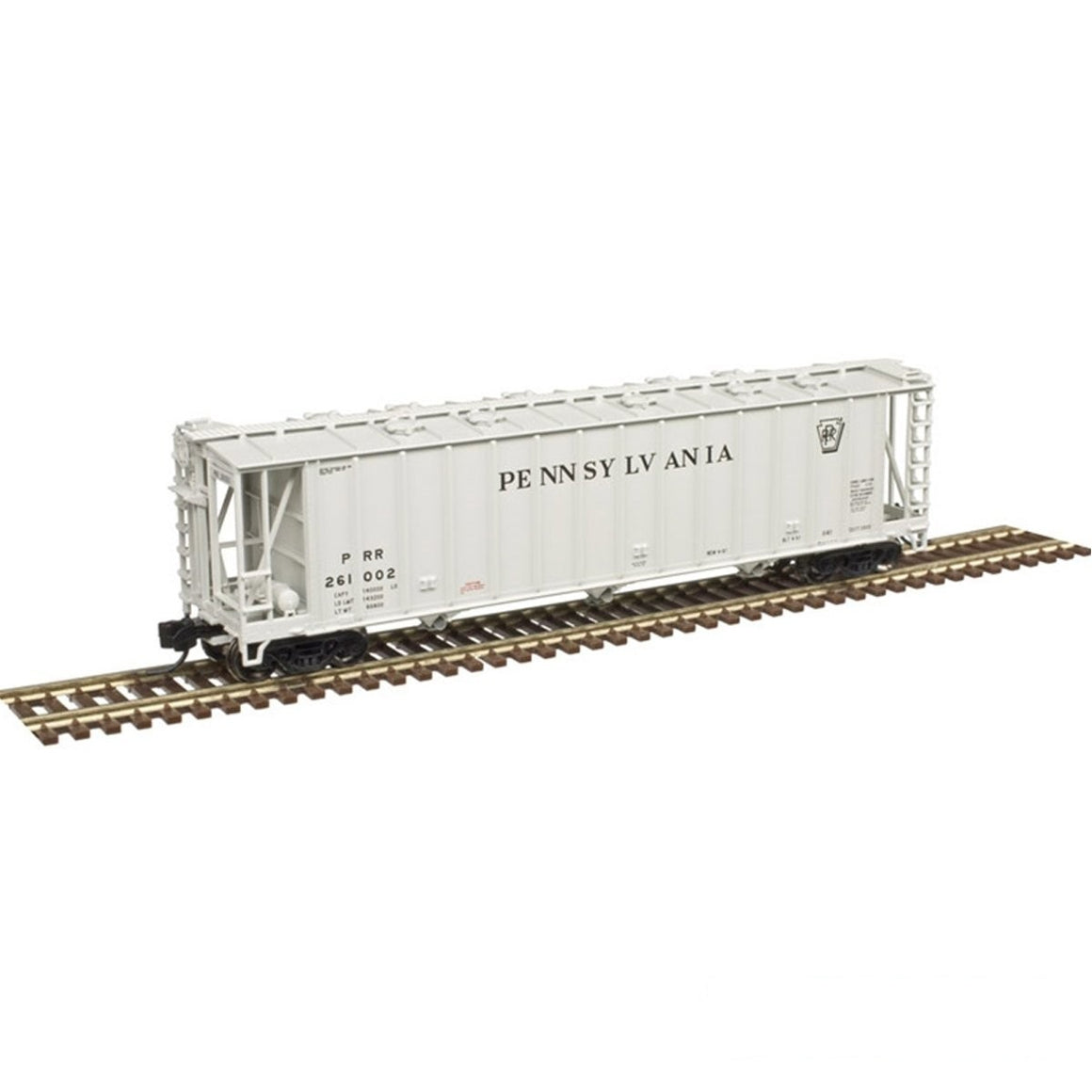 N Scale: Dry-Flo Hopper - Pennsylvania