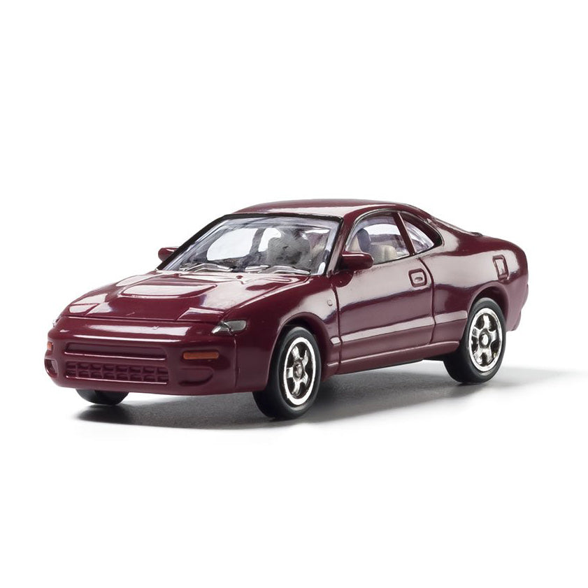 HO Scale: Modern Era Coupe - Maroon