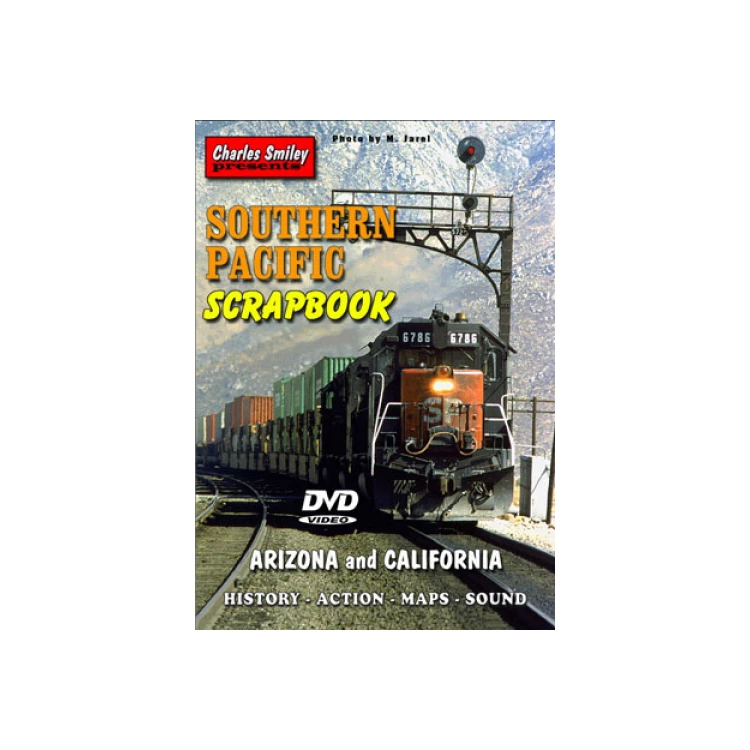 DVD: Southern Pacific Scrapbook