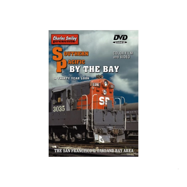 DVD: Southern Pacific by the Bay