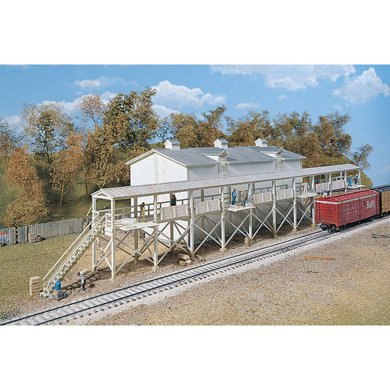 HO Scale: Icehouse and Platform - Kit