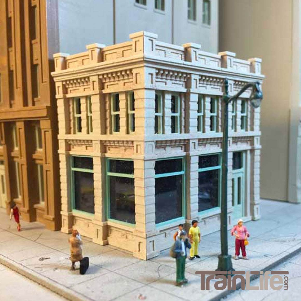 N Scale: Kelly's Cafe - Kit