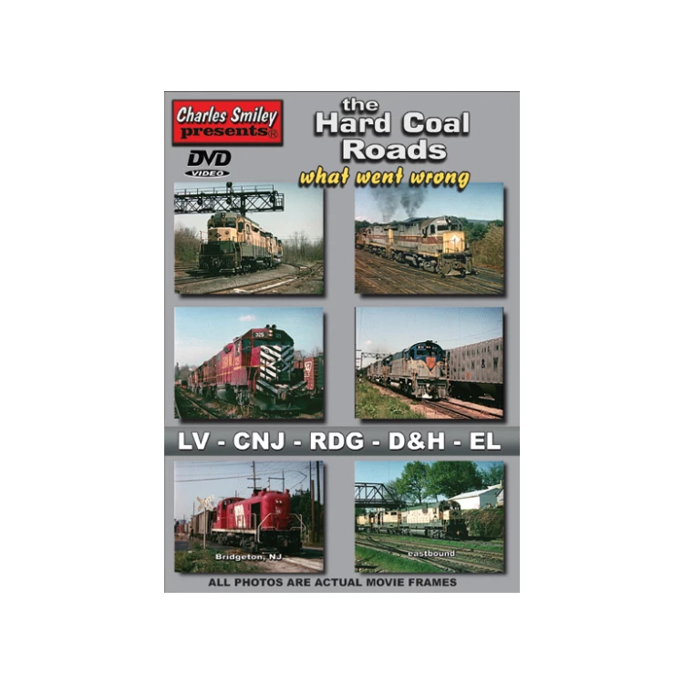 DVD: THE HARD COAL ROADS: what went wrong