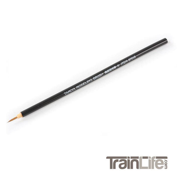 Paint Brush: High Grade Weasel Hair - Pointed Medium
