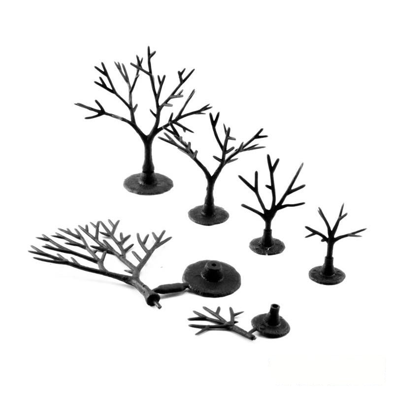Scenery: Deciduous Tree Armatures