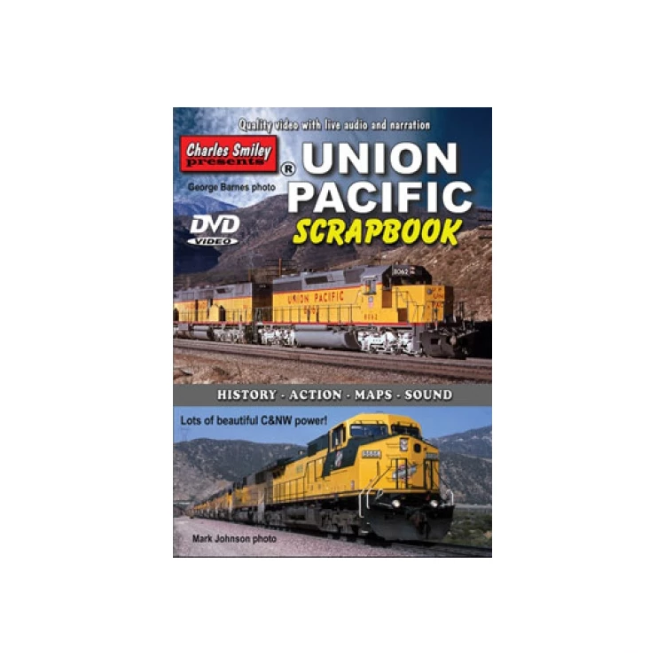 DVD: Union Pacific Scrapbook