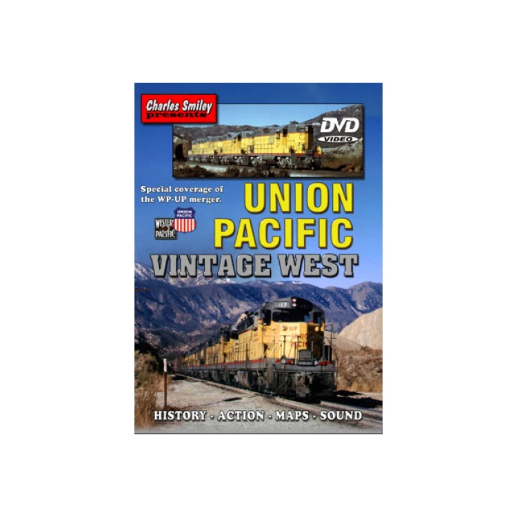 DVD: Union Pacific Vintage West