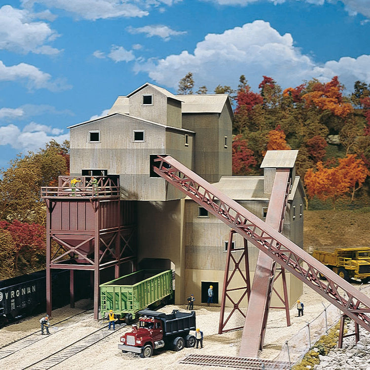 HO Scale: Glacier Gravel Company - Kit