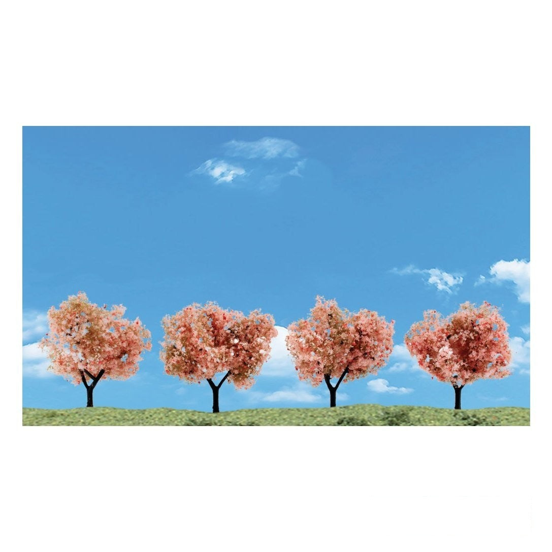 Scenery: Trees - Fruit & Flowering Trees
