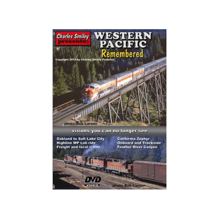 DVD: Western Pacific Remembered