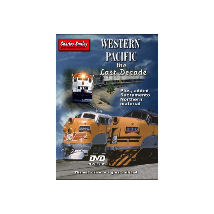 DVD: Western Pacific The Last Decade