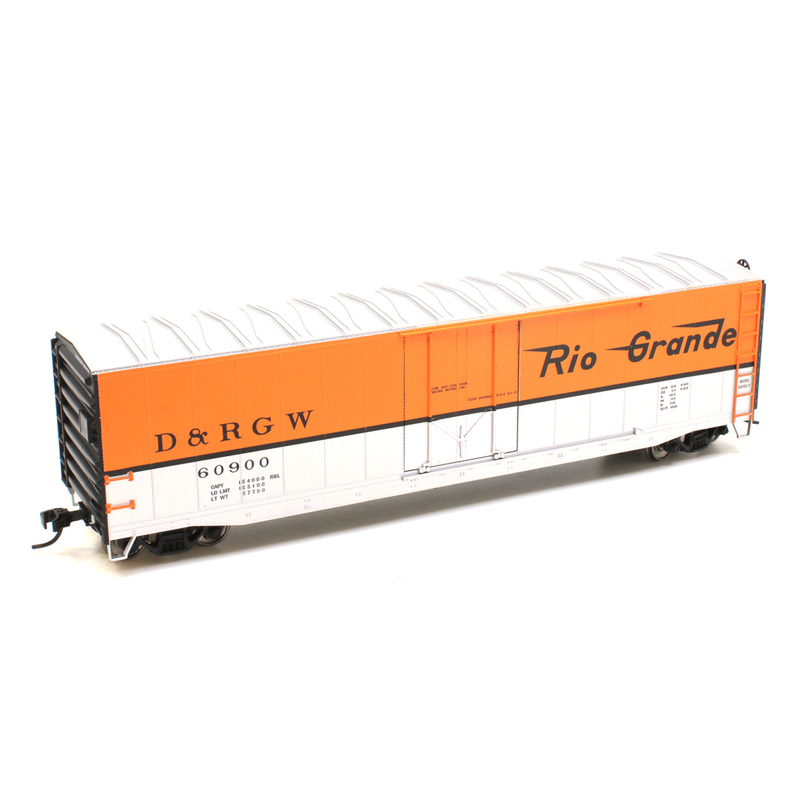 HO Scale: 50' Sliding Door Boxcar - D&RGW