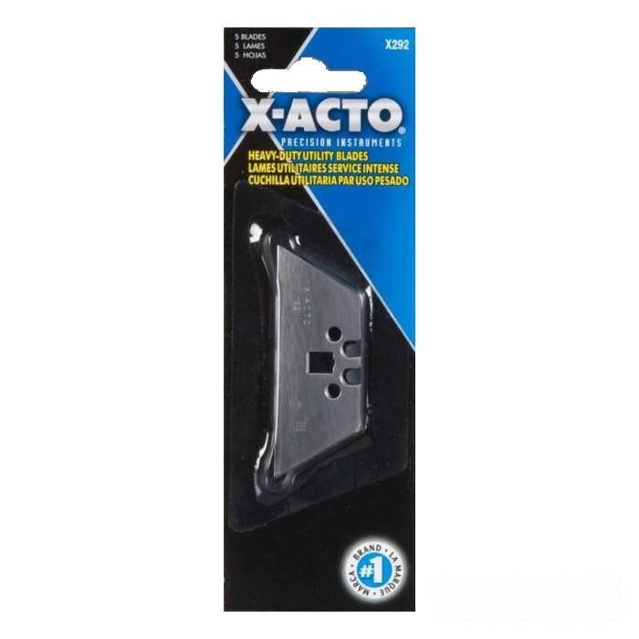 X-acto Heavy-duty utility blade 5-pack