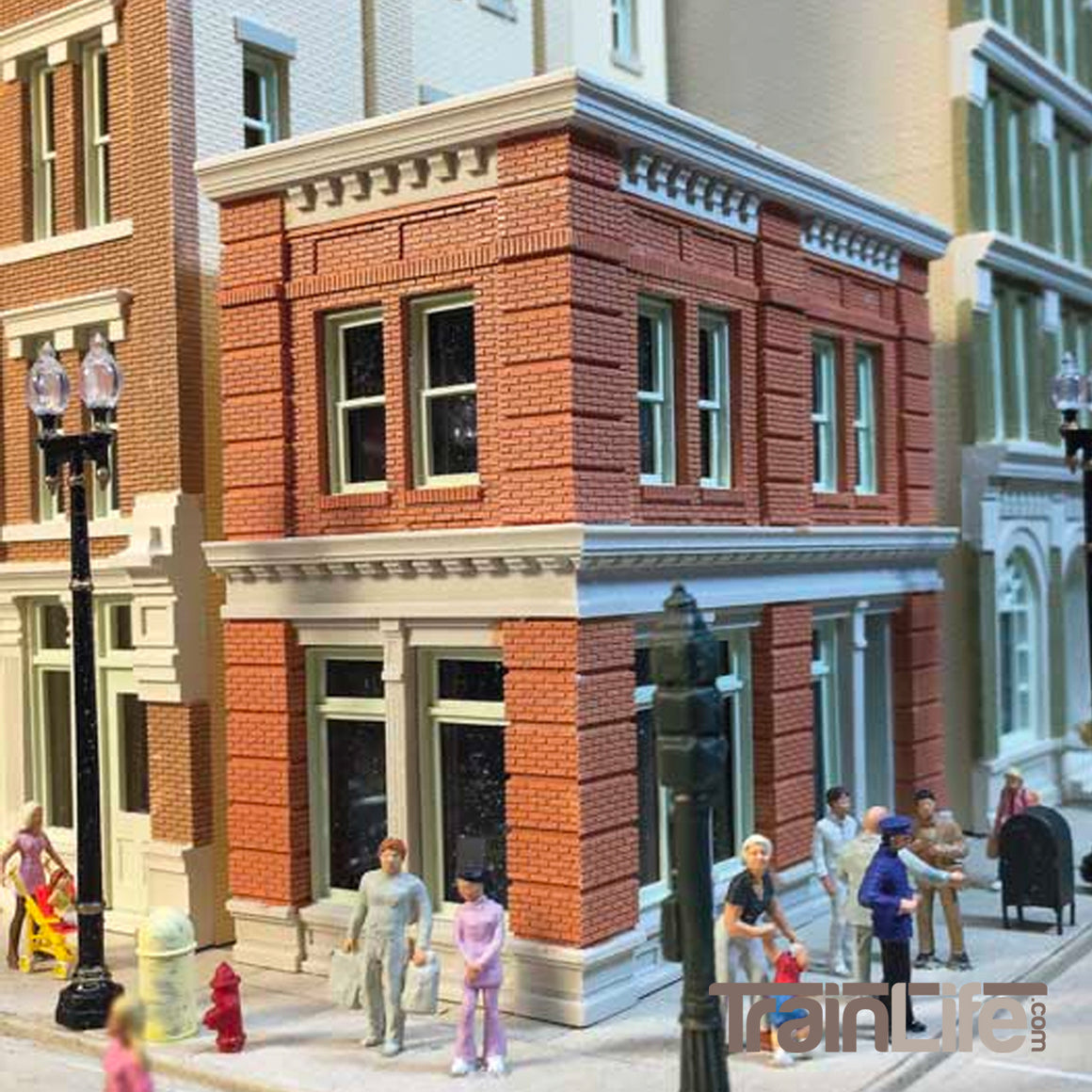 HO Scale: Cal's Cafe - Kit