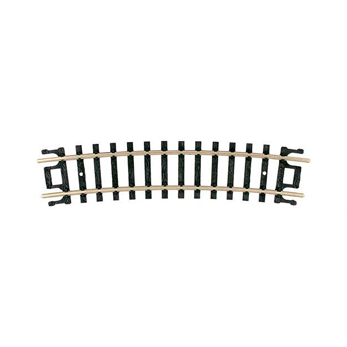 N Scale: Code 80 Snap Track - Curve Half Sections