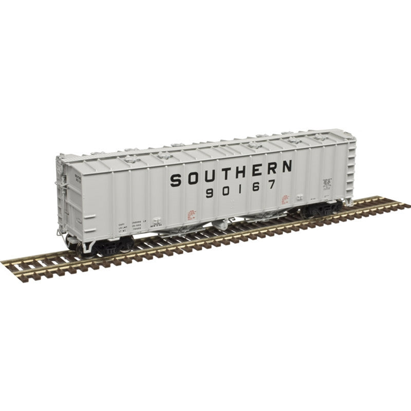 N Scale: 4180 Airslide Covered Hopper - Southern