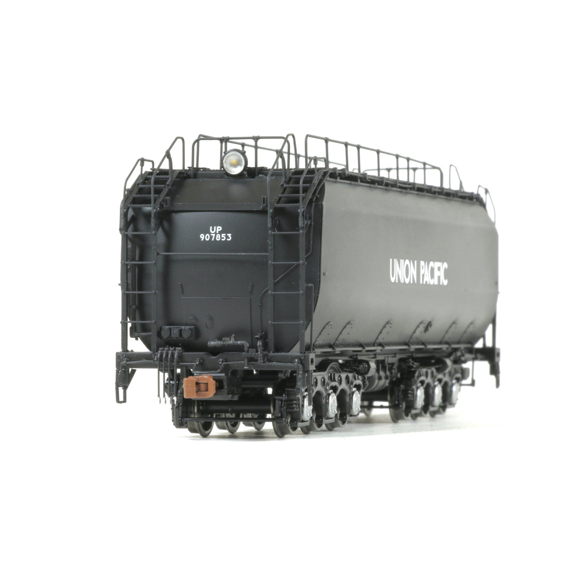 HO Scale: Rivet Counter: Union Pacific 23C Fuel Tender - No. 907853 - Black