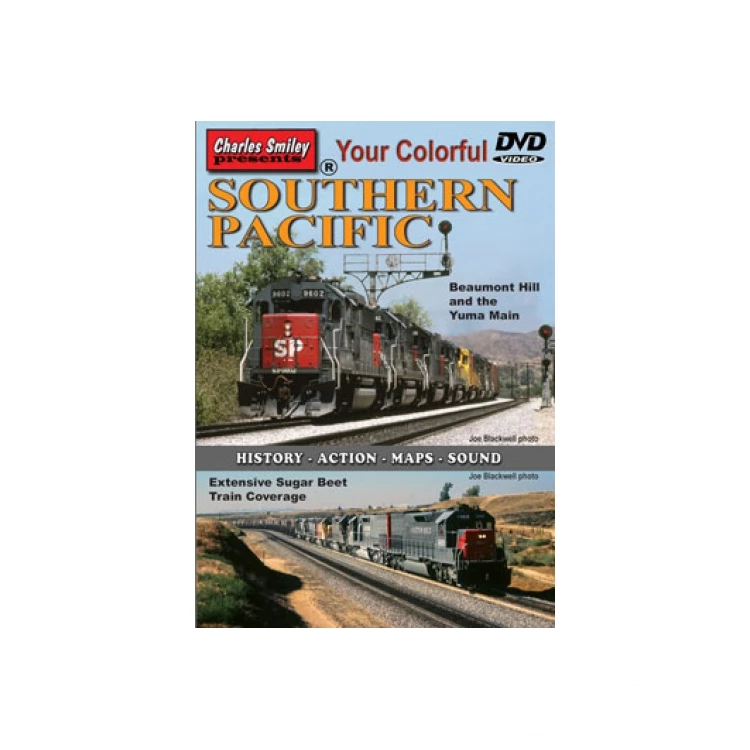 DVD: Your Colorful Southern Pacific