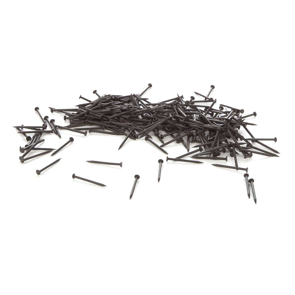 HO Scale: Blackened Track Nails - 300 Pack