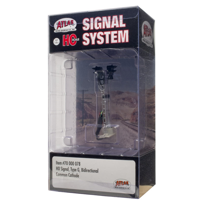 HO Scale: Type G Signal - Bi-Directional